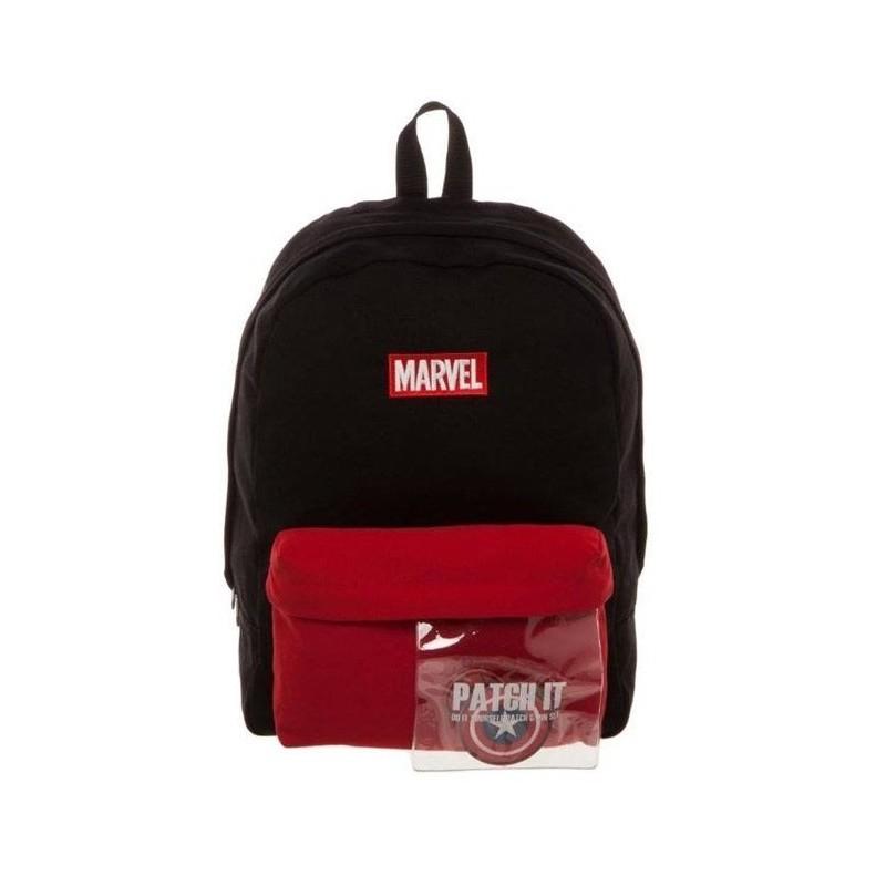 Batoh Marvel - logo - nášivky