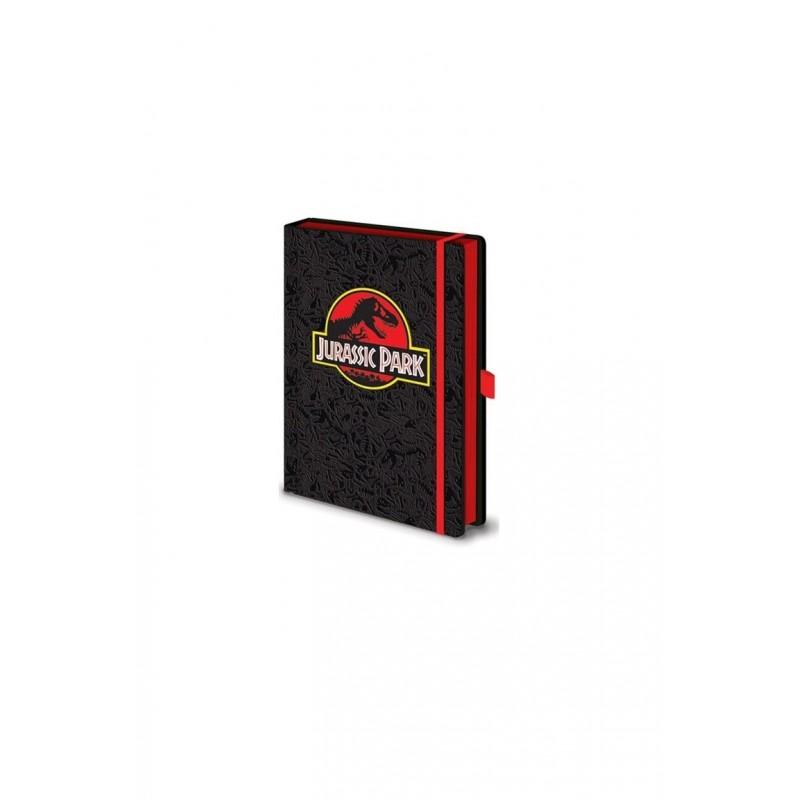 Zápisník Jurassic Park - Premium A5
