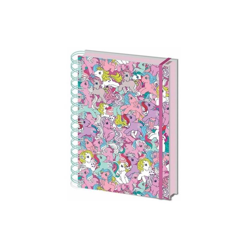 Zápisník My Little Pony A5