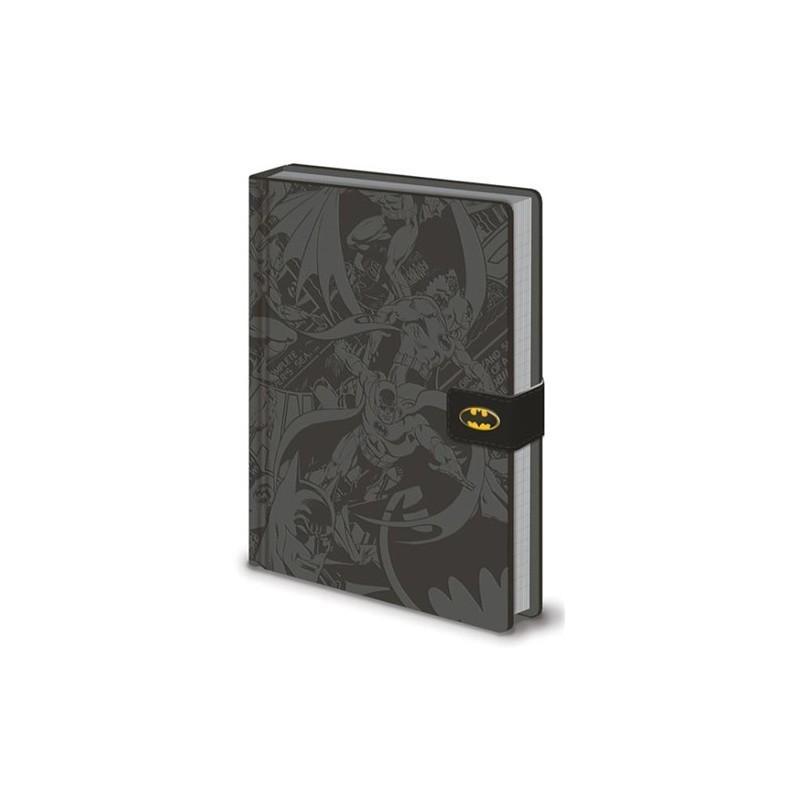 Zápisník Batman - Premium - A5