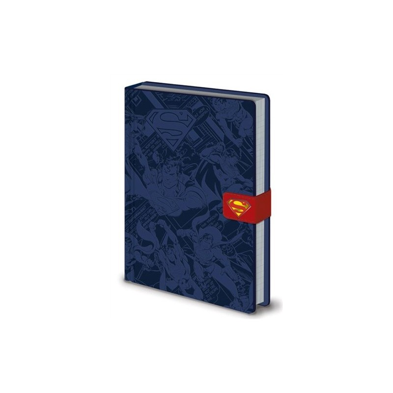 Zápisník Superman - Premium - A5