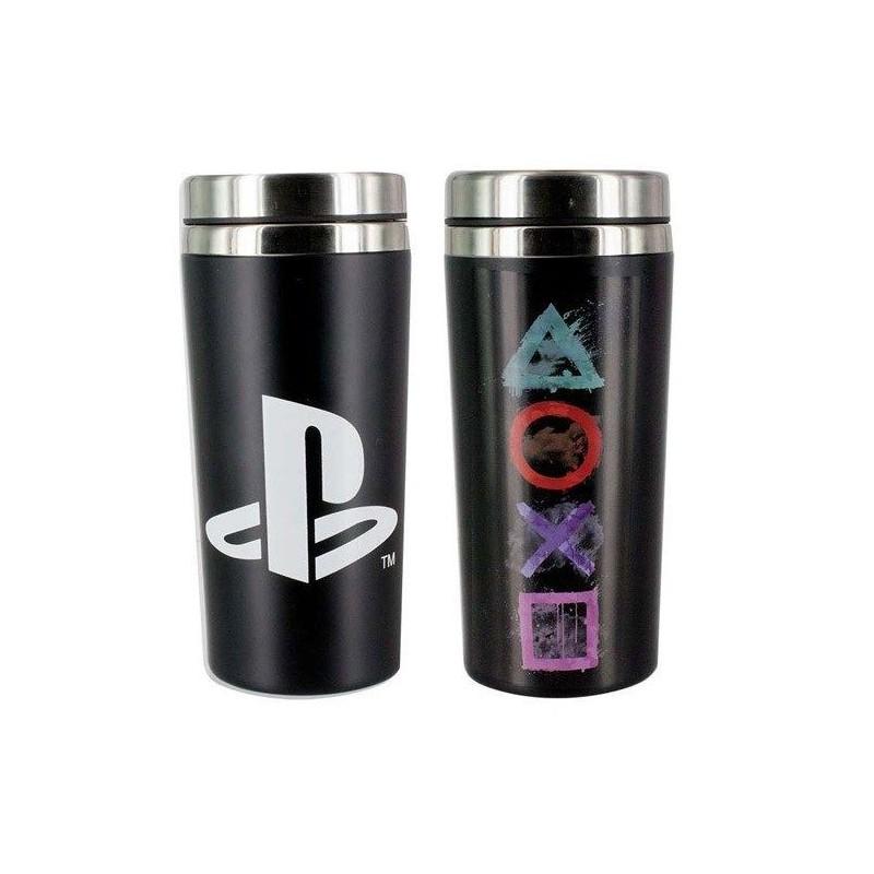 Hrnek PlayStation - cestovní - 450ml
