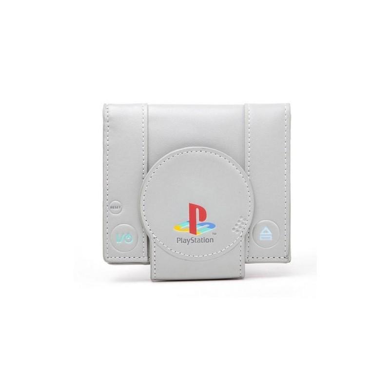 Peněženka PlayStation - šedá