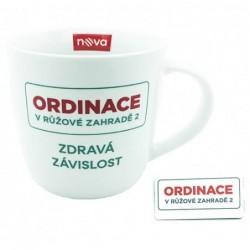 Hrnek Ordinace s nápisem...