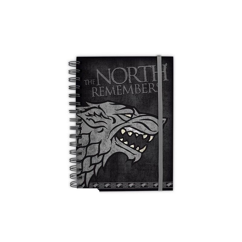 Game of Thrones - Zápisník - The...
