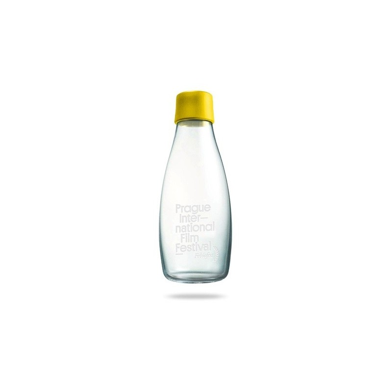 Láhev na vodu Retap (PIFF 2018) žlutá