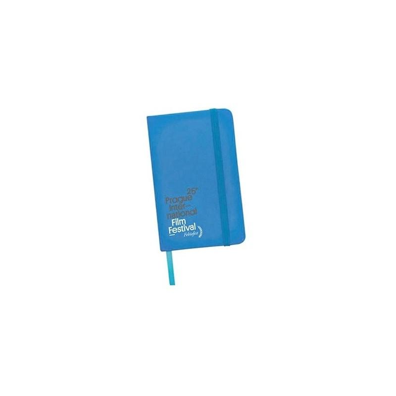 Zápisník (PIFF 2018) A6, modrý