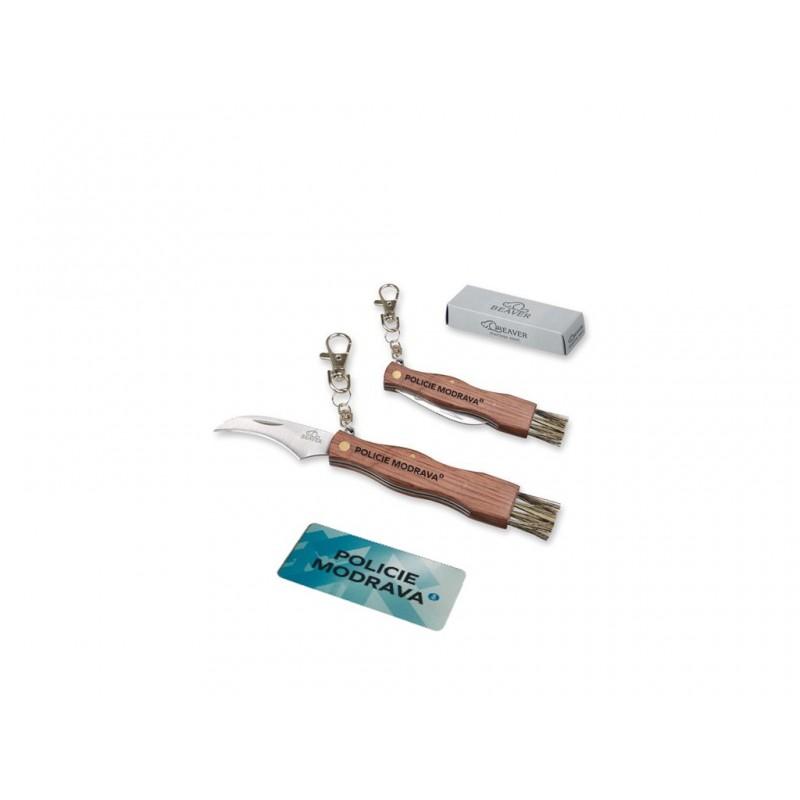 Nůž na houby Policie Modrava + magnetka