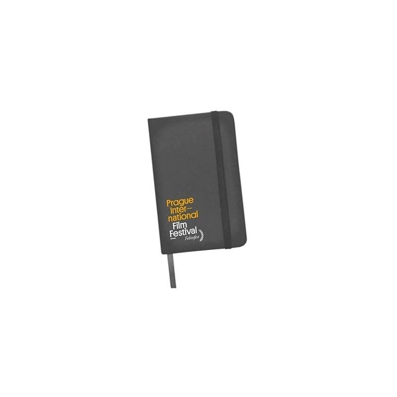 Zápisník (PIFF 2018) A6, šedý
