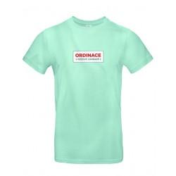 Tričko Ordinace pánské - mint