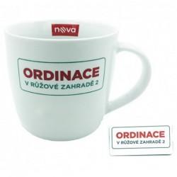 Hrnek Ordinace a magnetka...