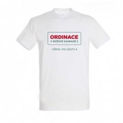 Tričko Ordinace dámské s...