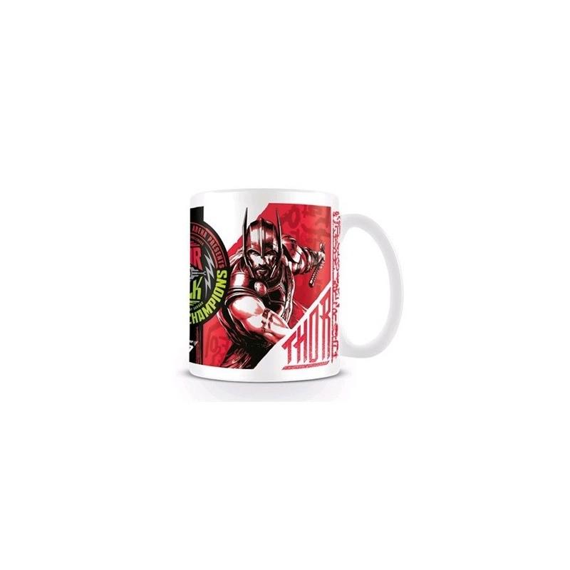 Hrnek Thor: Ragnarok - keramický - 315ml