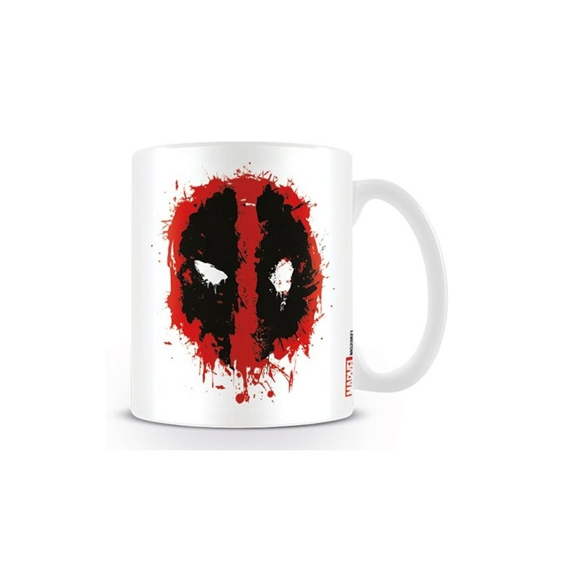Hrnek Deadpool - bílý - 315 ml