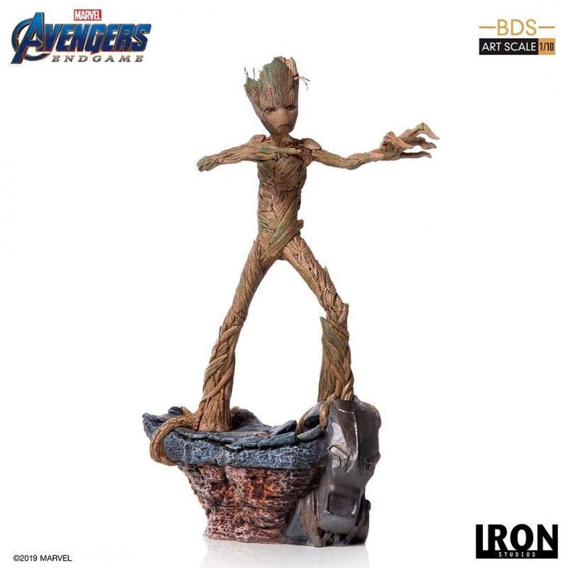 Groot - Avengers: Endgame
