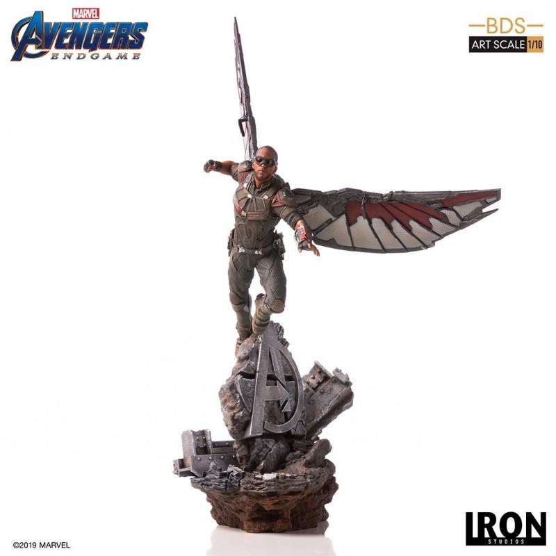 Falcon - Avengers: Endgame
