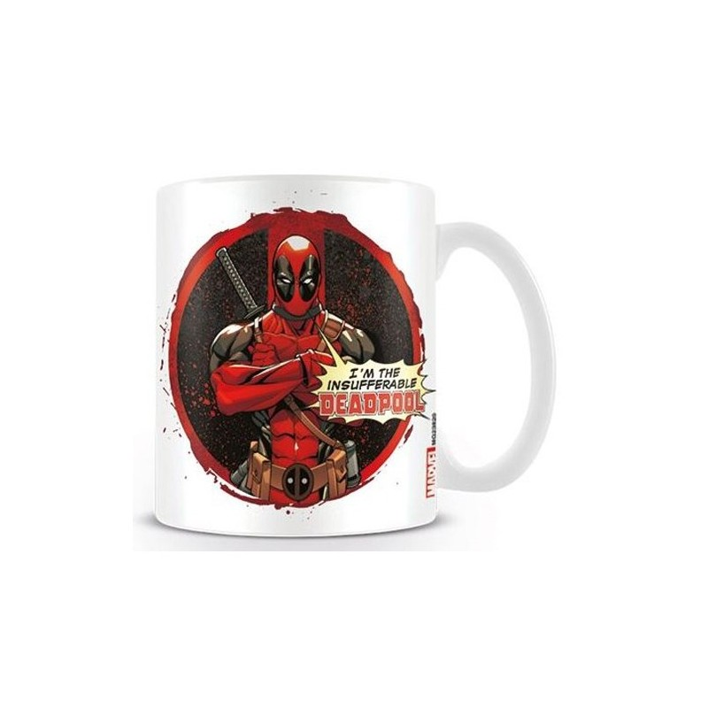Hrnek Deadpool - Insufferable - 315 ml