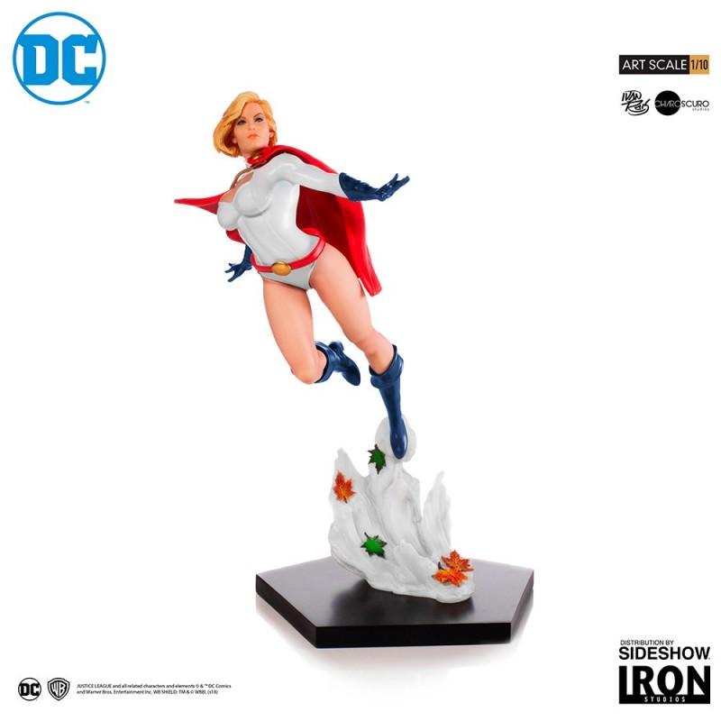 Power Girl - DC Comics by Ivan Reis