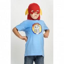 Dětské tričko modré - Adolfeen