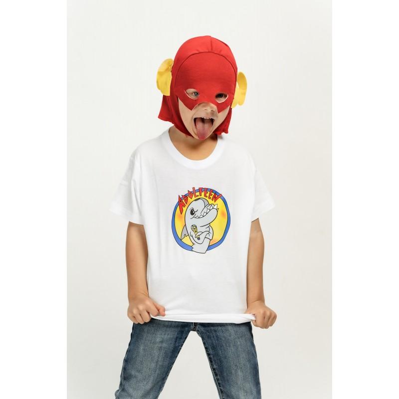 Dětské tričko bílé - Adolfeen