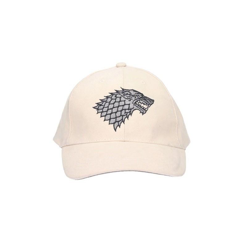 Kšiltovka Game of Thrones - Stark