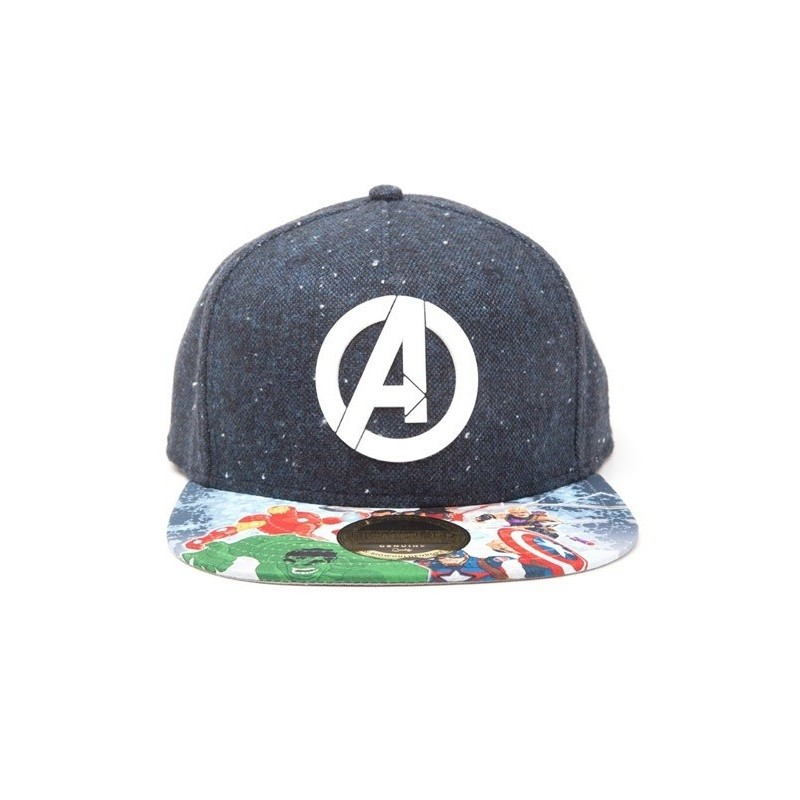 Kšiltovka Avengers - Comic Print