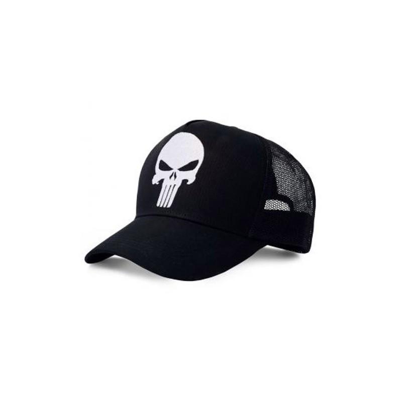 Kšiltovka Punisher - síťová