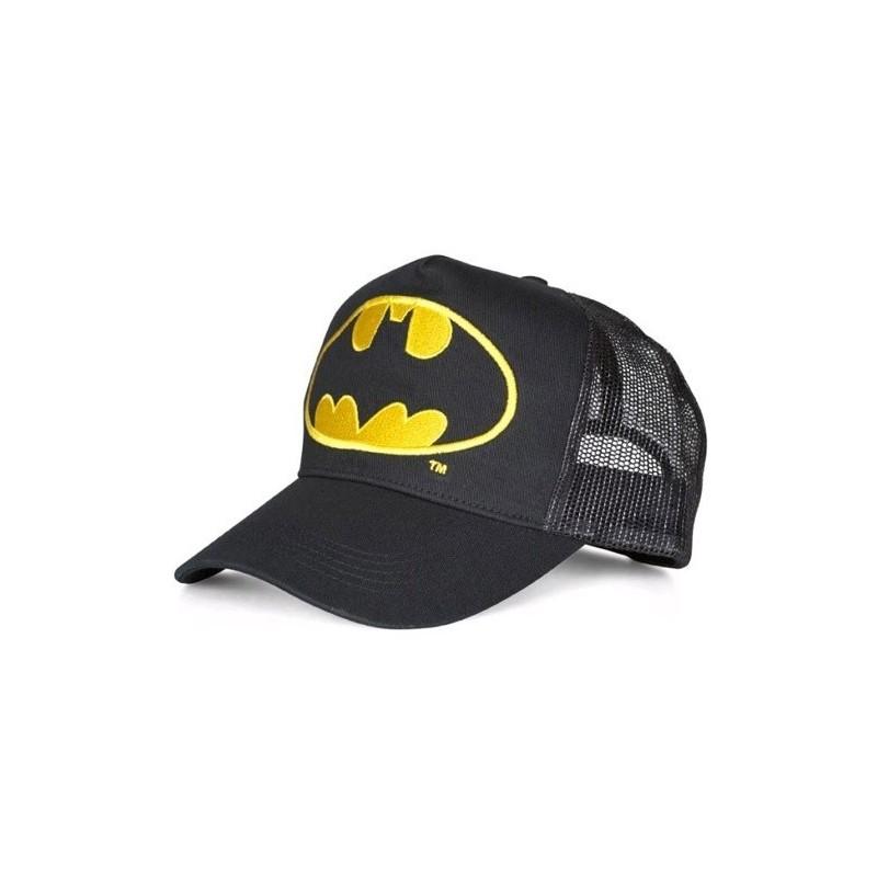 Kšiltovka Batman - síťová