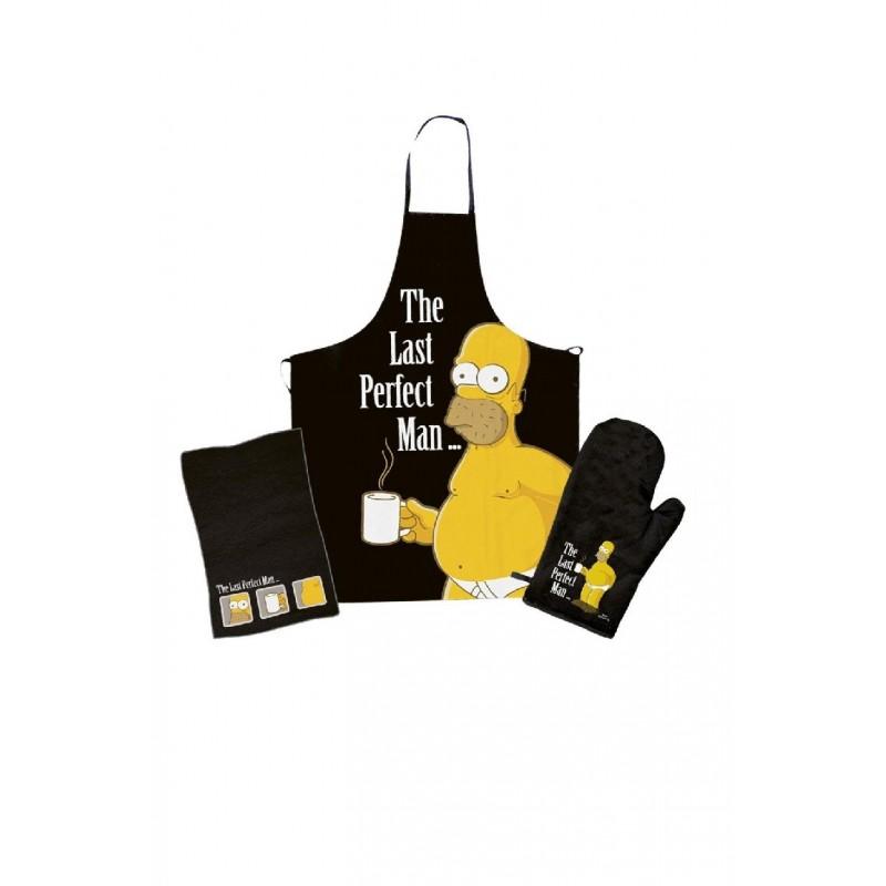 Kuchyňský set The Simpsons - Homer