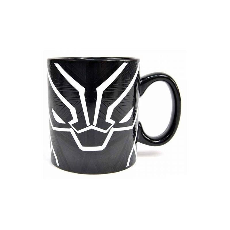 Hrnek Black Panther - měnící se - 400ml