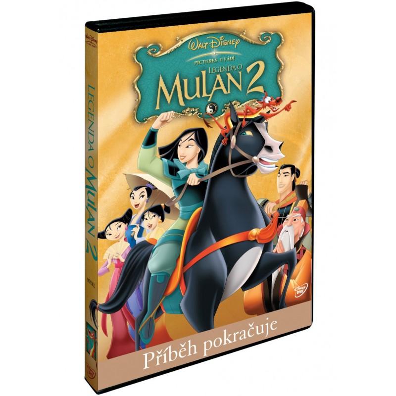 Legenda o Mulan 2.
