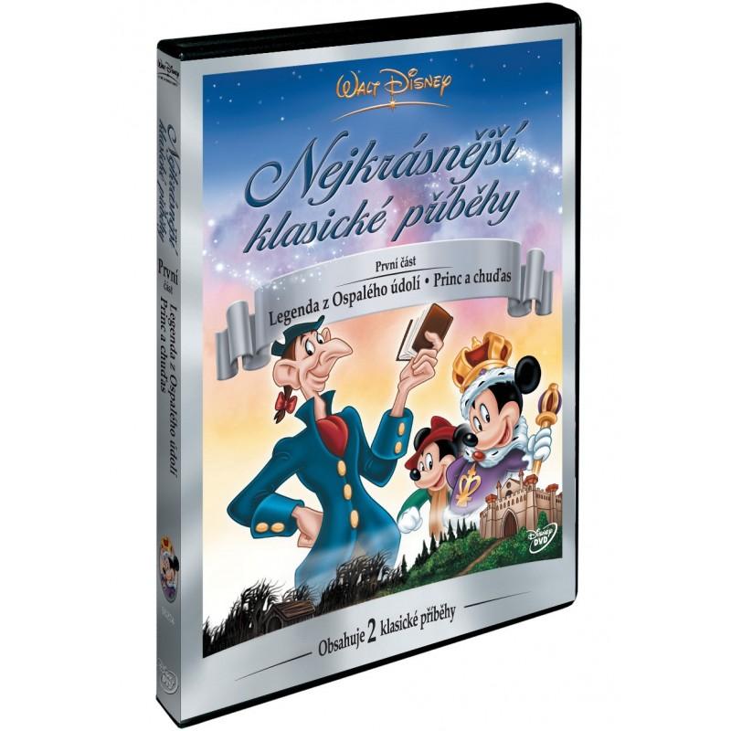 Walt Disney: Nejkrásnější klasické příbě
