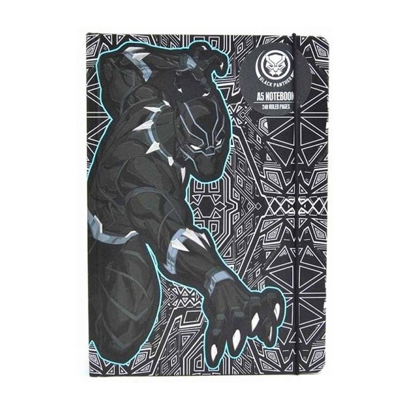 Zápisník Black Panther - A5