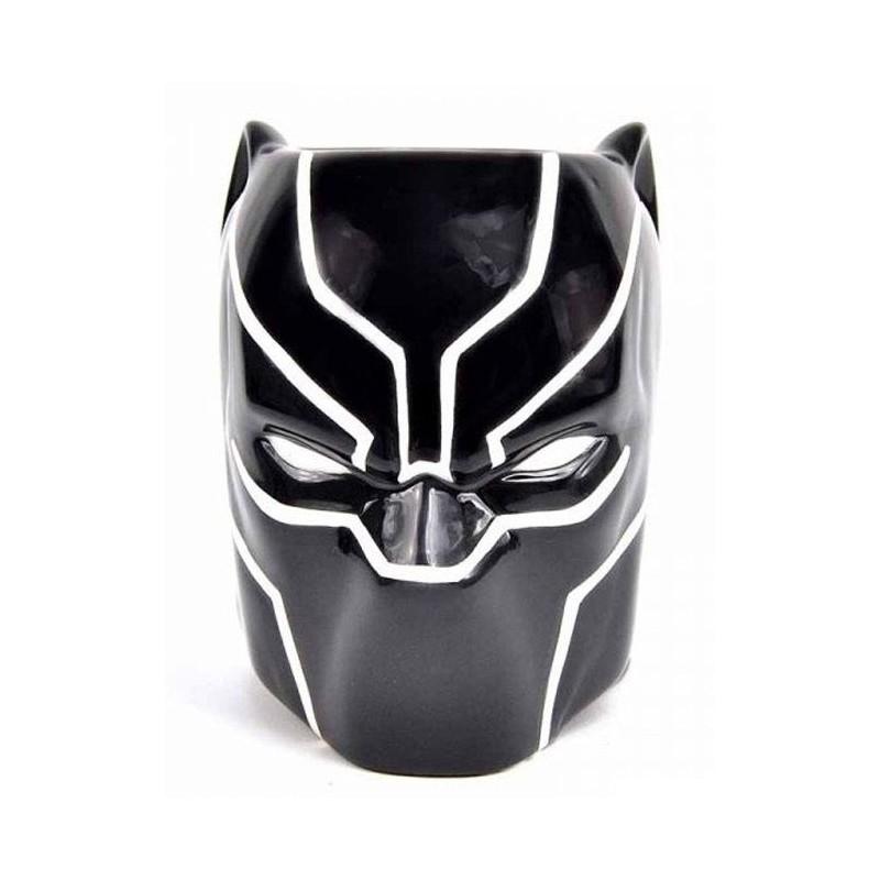 Hrnek Black Panther 3D