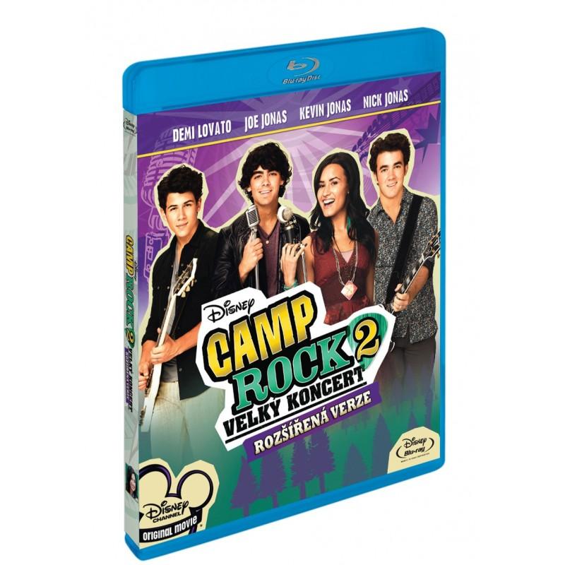 Camp Rock 2.: Velký koncert