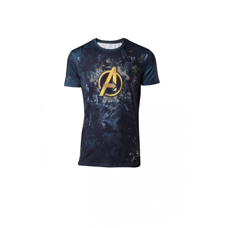 Tričko Avengers: Infinity War -pánské -L