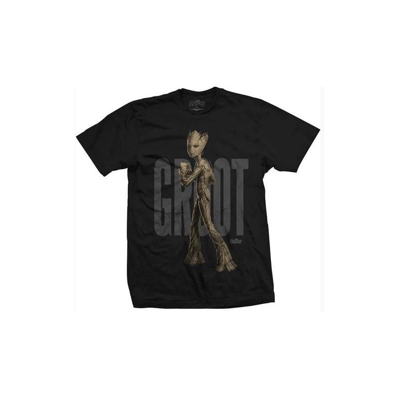 Tričko Marvel - I am Groot - pánské - L