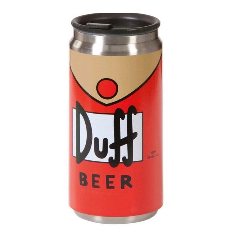 Hrnek Simpsonovi - Duff Beer - cestovní