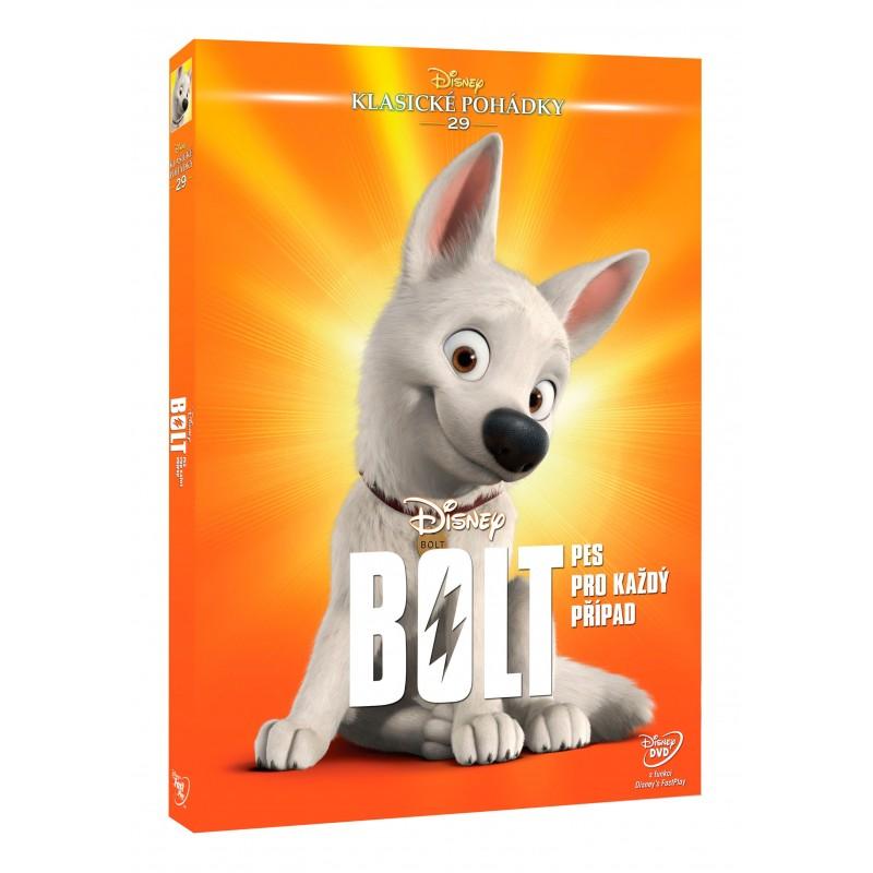 Bolt: pes pro každý případ