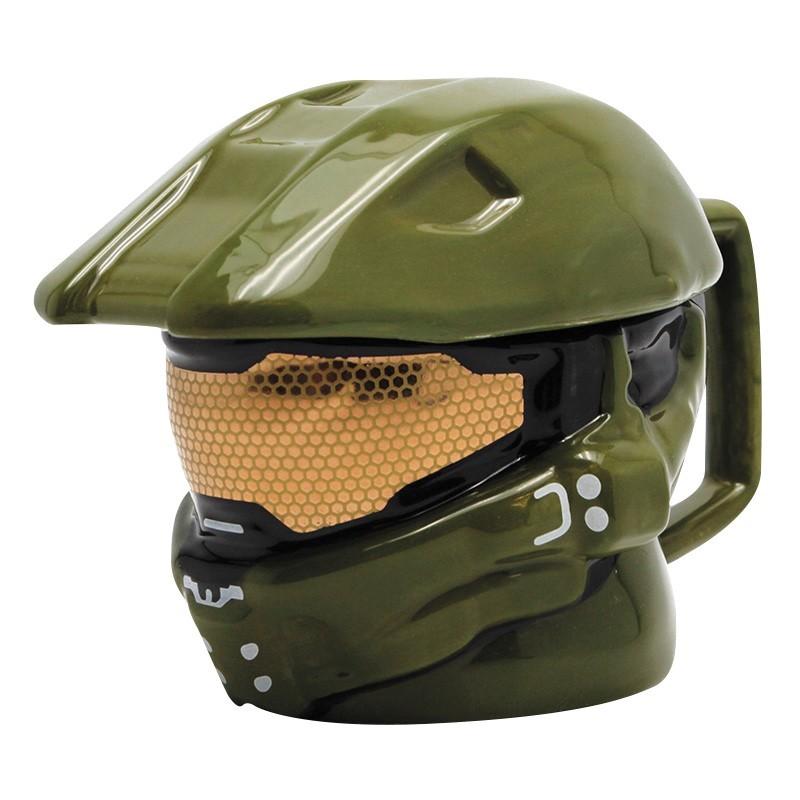 Hrnek Halo 3D
