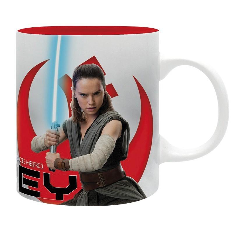 Hrnek Star Wars - Rey