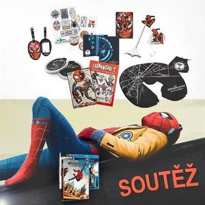 #soutez 🎁 Na našem Facebooku @bonstellacz můžete až do pondělí vyhrát balíčky parádního merche, které jsme sestavili k filmu SPIDER-MAN: Daleko od domova ✌ Jestli chcete vyhrát, tak se zapojte!  Film Spider-Man: Daleko od domova si také můžete objednat na našem webu www.bonstella.cz. V nabídce je 4K ULTRA HD, Blu-ray a DVD.  Na DVD přebalu je exkluzivně vyobrazena Praha, což nás moc těší 😍  #spiderman #merch #bonstella